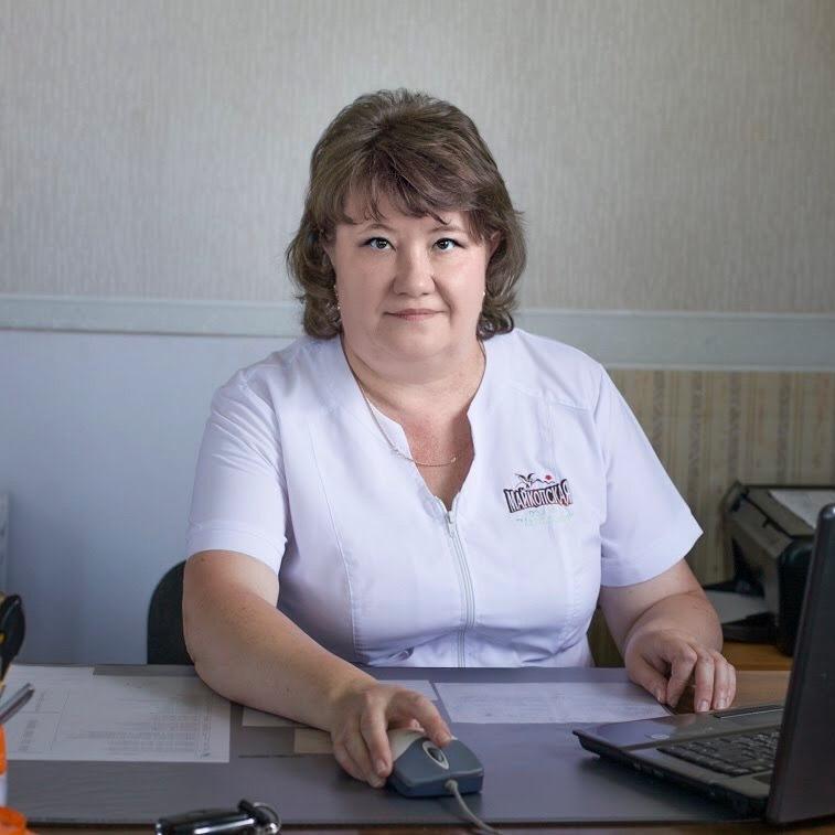 Желинцева Наталья Александровна